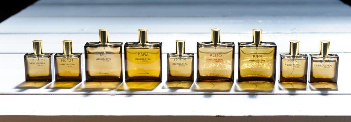 Mirko Buffini Firenze fragrances Eau de perfume