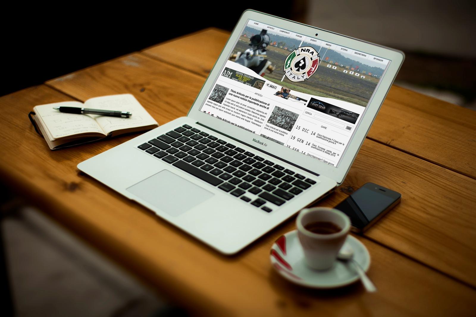 Sito web NRA Italia - Tiro Lunga Distanza